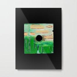 Floppy 19 Metal Print