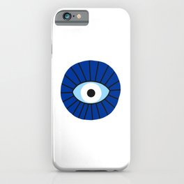 Cyclops | good luck | luck charm | Greek Eye iPhone Case