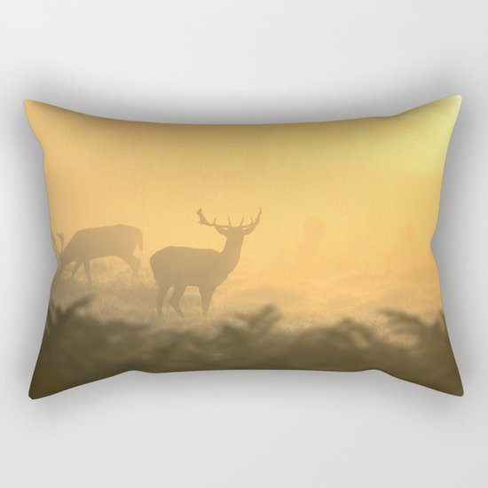 In the Clear Rectangular Pillow