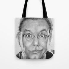 Lewis Black Tote Bag