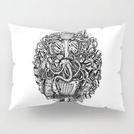 super gas mask Pillow Sham