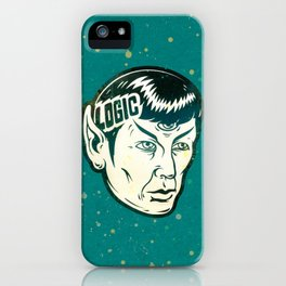 Logical iPhone Case
