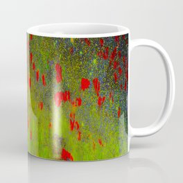 SPACE POPPIES Coffee Mug