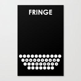Fringe 01 Canvas Print