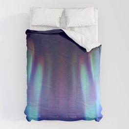Heavenly lights in water of Life-1 Comforters