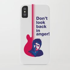 Noel Gallagher - Don't Look Back In Anger 02 Slim Case iPhone X