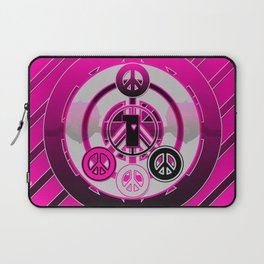 One Love (Pink) Laptop Sleeve