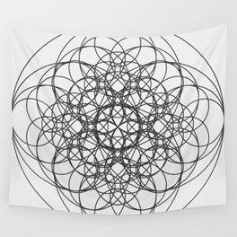Circle Splendor 5 Wall Tapestry