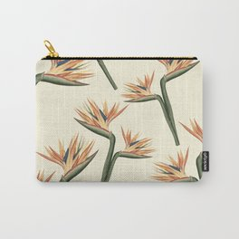 Birds of Paradise Flowers Carry-All Pouch