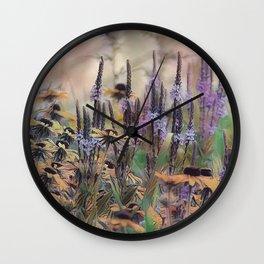 Wild Lovelies Wall Clock