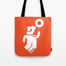 UNDO | Music to the people 06 Tote Bag