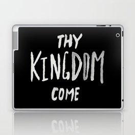 Thy Kingdom Come II Laptop & iPad Skin
