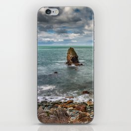 Rhoscolyn Coastline Anglesey iPhone Skin