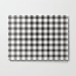 MacPherson Tartan Metal Print