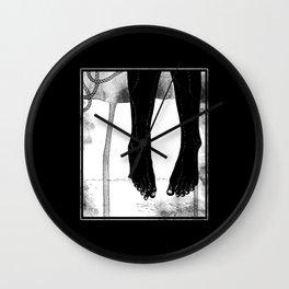 suicidal Wall Clock