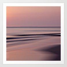 purpura - seascape no.18 Art Print