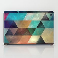 syy pyy syy iPad Case