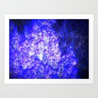 Light from within Art Print