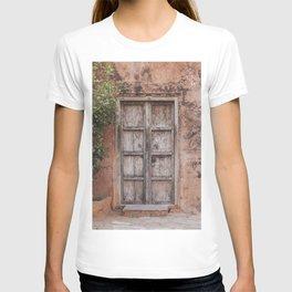 Door Jaigarh Fort Rajasthan T-shirt