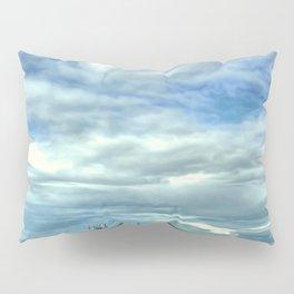 A Rig Passing (Digital Art) Pillow Sham