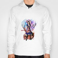 returns Hoodies featuring Alice madness returns by ururuty