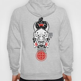 Demon _ Traditional Modern JAPANESE Hoody