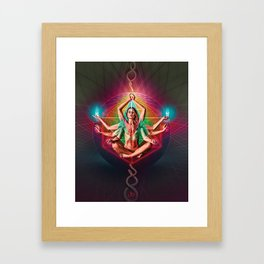 Resonance Framed Art Print