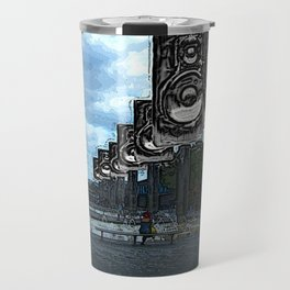 Street Soundsystem Travel Mug