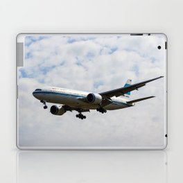 Kuwaiti Airlines Boeing 777 Laptop & iPad Skin