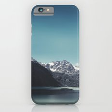 turquoise mountain lake iPhone 6s Slim Case