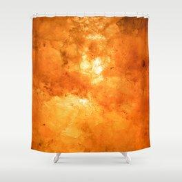 Himalayan Salt Lamp Shower Curtain