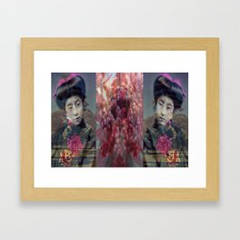 Once Upon A Time in Tokyo XVI Framed Art Print