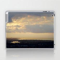 Sunrise Over South Long Beach Laptop & iPad Skin