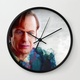 Better Call Saul Wall Clock