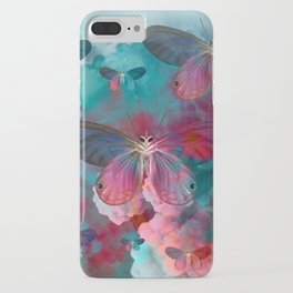 """""""Spring Butterfly love"""" iPhone Case"""