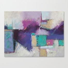 Block 4 Canvas Print