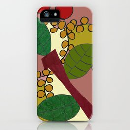 SPRING IN MADEIRA iPhone Case