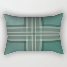 Shades of green Rectangular Pillow