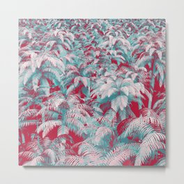 Jungle Cool Metal Print