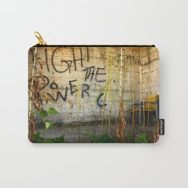 Fight the Power Carry-All Pouch