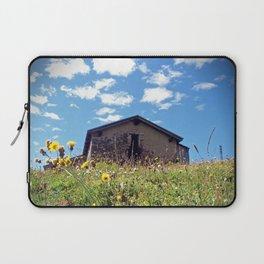 Abandoned Alps Laptop Sleeve