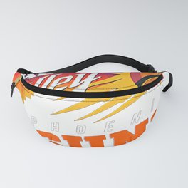 2021 Phoenixs Suns Playoffs Rally The Valley-City Jersey Fanny Pack