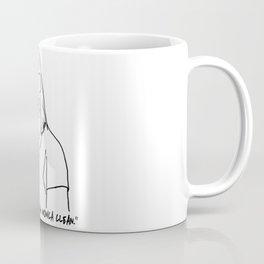 MONICA CLEAN Coffee Mug