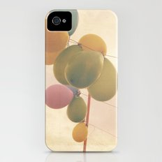 The Vintage Balloons Slim Case iPhone (4, 4s)