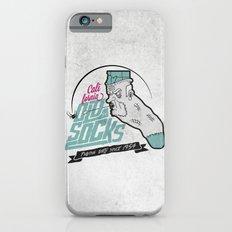 California Old Socks iPhone 6s Slim Case