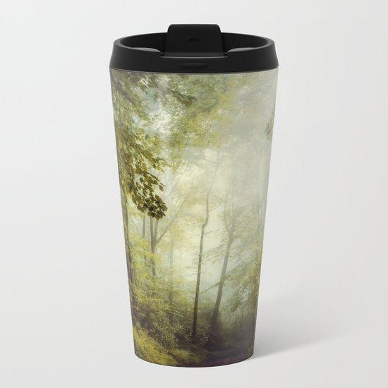 Glorious Woods Metal Travel Mug
