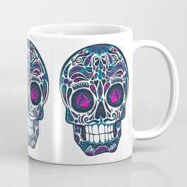Calavera IV Coffee Mug