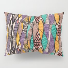Mikeno Pattern Pillow Sham