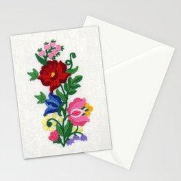 Kalocsa Motif Stationery Cards