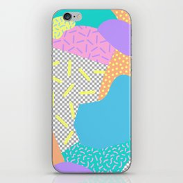 New Wave Series No. 2 iPhone Skin